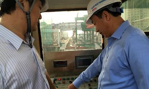 Hợp long toàn tuyến đường sắt đô thị Cát Linh - Hà Đông - ảnh 1