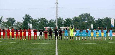 """Sự thú vị của đội """"vé vớt"""" tại Viettel World Cup 2016  - ảnh 1"""