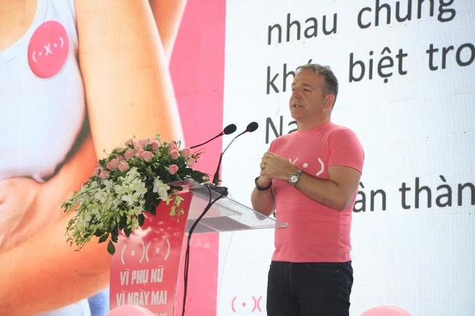 TP. HCM: Bộ Y tế phát động chiến dịch Tầm soát ung thư vú - ảnh 3