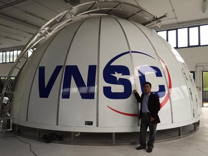 Ngắm đài thiên văn đầu tiên của Việt Nam ở Khánh Hòa - ảnh 2