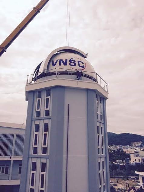 Ngắm đài thiên văn đầu tiên của Việt Nam ở Khánh Hòa - ảnh 3