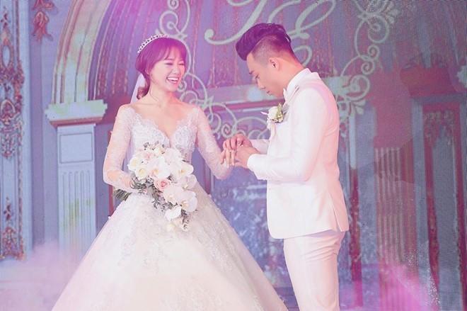 đám cưới trấn thành hari won - ảnh 1