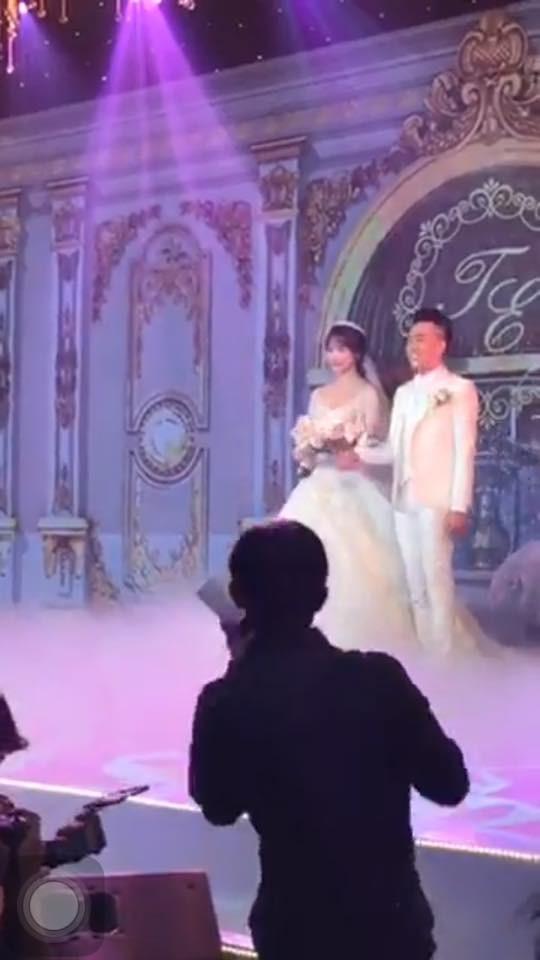 đám cưới trấn thành hari won - ảnh 7