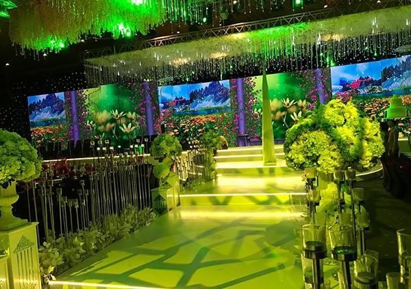 đám cưới trấn thành hari won - ảnh 16