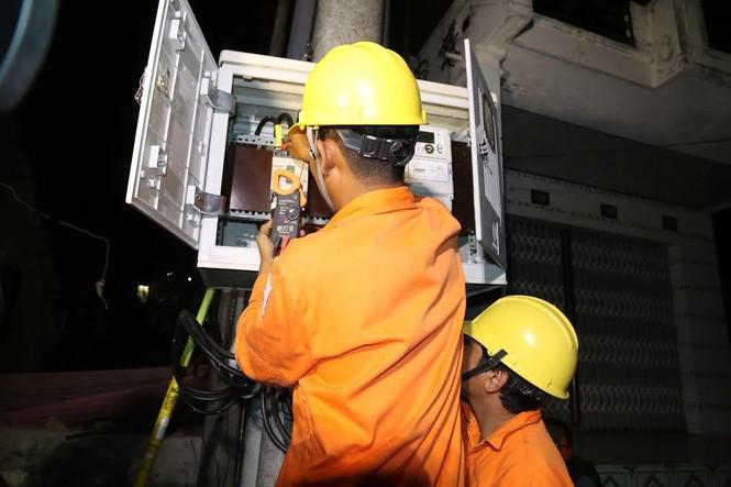 Xã đảo Hòn Nghệ có điện lưới quốc gia  - ảnh 2