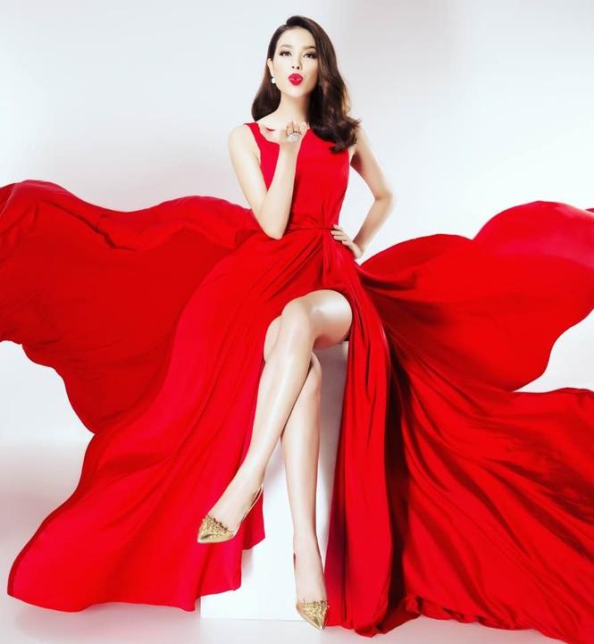 Hoa hậu Mỹ Linh,Hồ Ngọc Hà,Ngọc Trinh,siêu mẫu Thanh Hằng,siêu mẫu,Hoa hậu Hoàn vũ,hoa hậu,trang phục,phong cách,á hậu,vương miện - ảnh 2