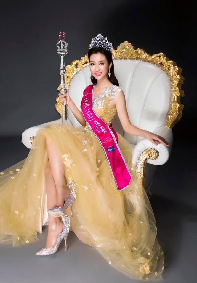 Hoa hậu Mỹ Linh,Hồ Ngọc Hà,Ngọc Trinh,siêu mẫu Thanh Hằng,siêu mẫu,Hoa hậu Hoàn vũ,hoa hậu,trang phục,phong cách,á hậu,vương miện - ảnh 3