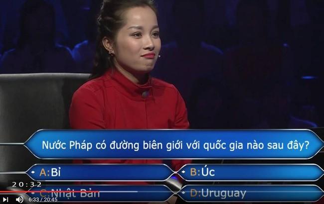 Châu Đăng Khoa bị khán giả 'chơi xỏ' khi tham gia Ai là triệu phú - ảnh 1