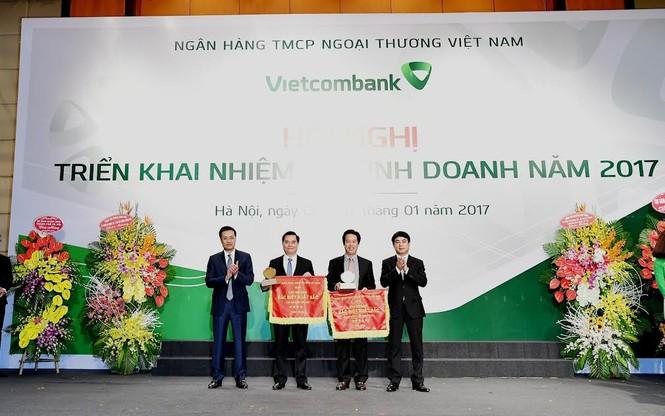 Mỗi cán bộ, nhân viên Vietcombank đang làm ra lợi nhuận tiền tỷ  - ảnh 4