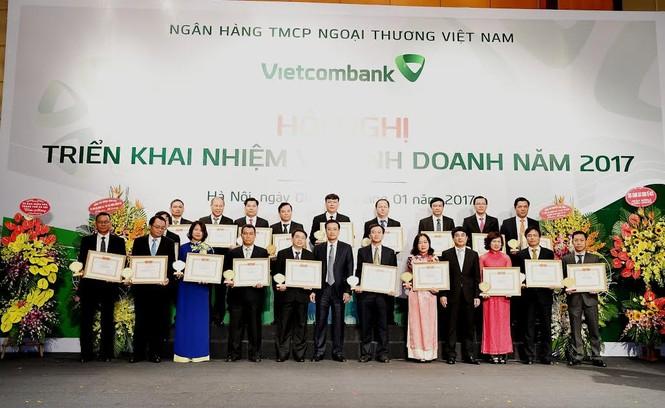 Mỗi cán bộ, nhân viên Vietcombank đang làm ra lợi nhuận tiền tỷ  - ảnh 5