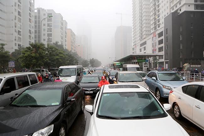 hà nội sương mù - ảnh 10