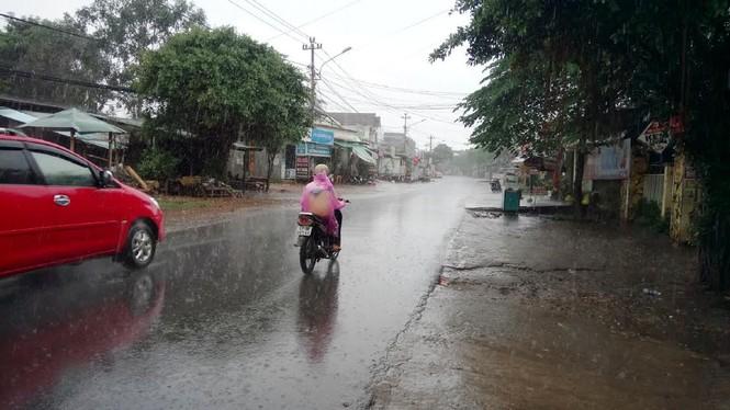 Mưa giông bất thường giữa mùa khô ở Đắk Lắk - ảnh 2
