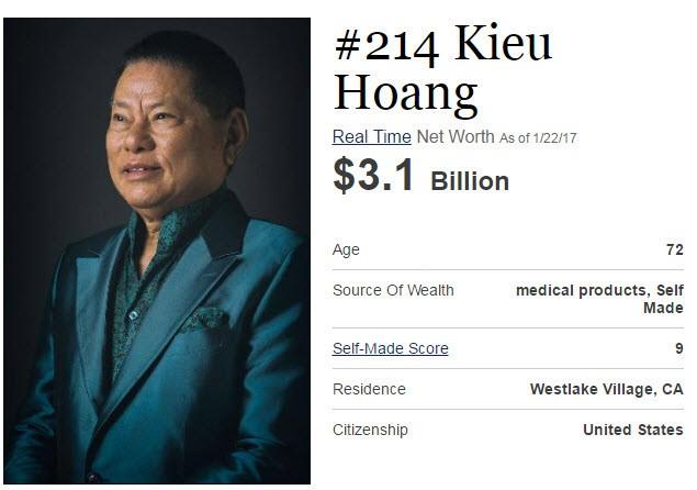 Hậu chia tay Ngọc Trinh, tài sản Hoàng Kiều 'bốc hơi' 300 triệu USD - ảnh 1