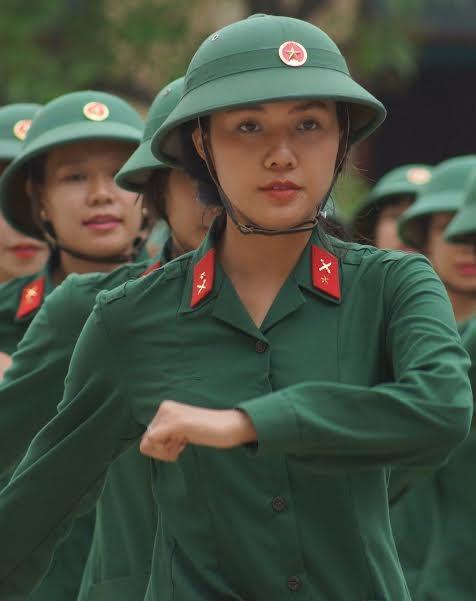 Nhan sắc nữ xạ thủ từng đoạt danh hiệu Á khôi - ảnh 1