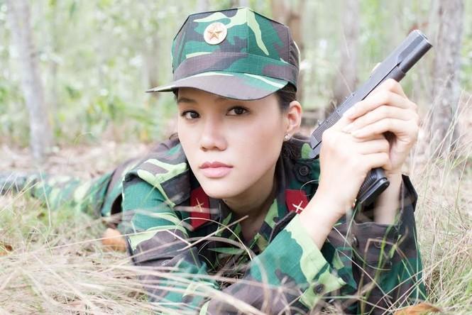 Nhan sắc nữ xạ thủ từng đoạt danh hiệu Á khôi - ảnh 7