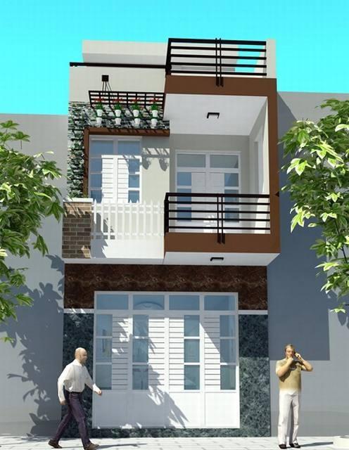 Những mẫu nhà 2 tầng đẹp cho gia đình 3 thế hệ - ảnh 10