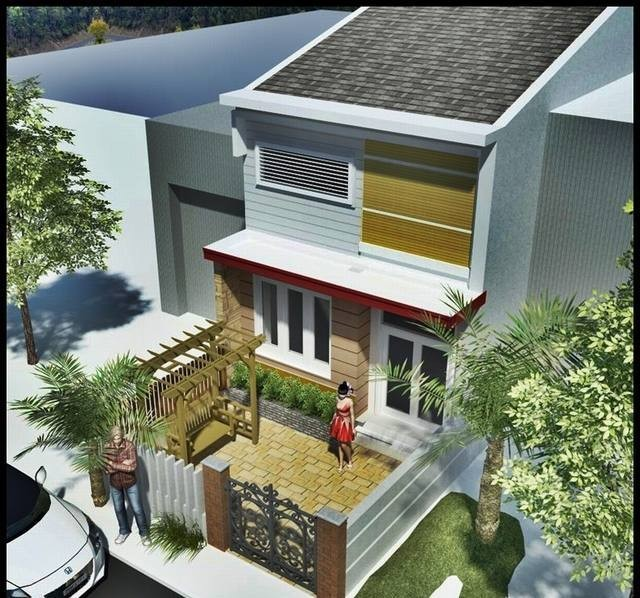 Những mẫu nhà 2 tầng đẹp cho gia đình 3 thế hệ - ảnh 12