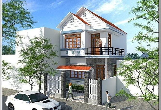 Những mẫu nhà 2 tầng đẹp cho gia đình 3 thế hệ - ảnh 13