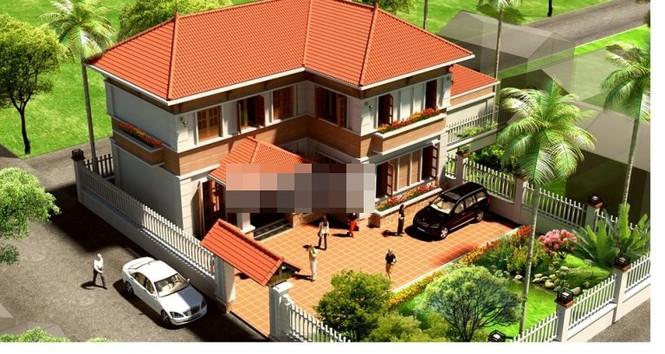 Những mẫu nhà 2 tầng đẹp cho gia đình 3 thế hệ - ảnh 14