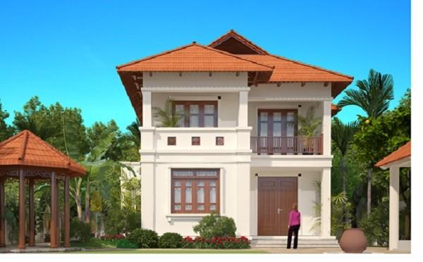 Những mẫu nhà 2 tầng đẹp cho gia đình 3 thế hệ - ảnh 15