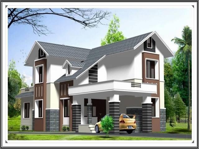 Những mẫu nhà 2 tầng đẹp cho gia đình 3 thế hệ - ảnh 1