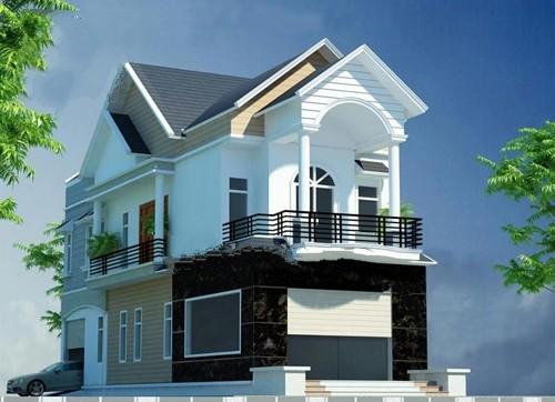 Những mẫu nhà 2 tầng đẹp cho gia đình 3 thế hệ - ảnh 2