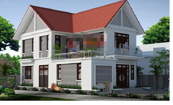 Những mẫu nhà 2 tầng đẹp cho gia đình 3 thế hệ - ảnh 3