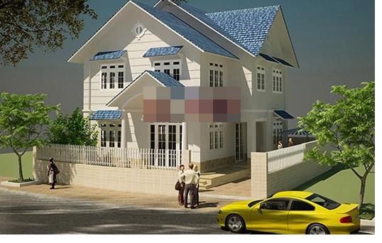 Những mẫu nhà 2 tầng đẹp cho gia đình 3 thế hệ - ảnh 4