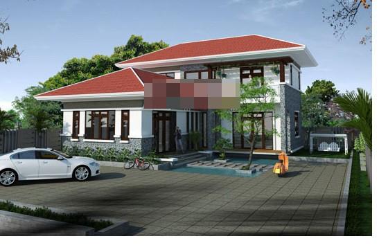 Những mẫu nhà 2 tầng đẹp cho gia đình 3 thế hệ - ảnh 6