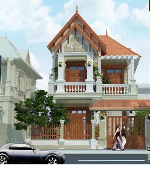 Những mẫu nhà 2 tầng đẹp cho gia đình 3 thế hệ - ảnh 7