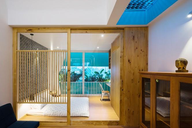 Độc đáo căn nhà '1 sốh ly' ở Sài Gòn - ảnh 10