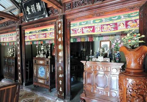 Những ngôi nhà gỗ mít 'khủng' nhất Việt Nam - ảnh 4
