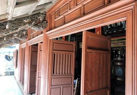 Những ngôi nhà gỗ mít 'khủng' nhất Việt Nam - ảnh 2