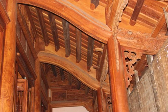 Những ngôi nhà gỗ mít 'khủng' nhất Việt Nam - ảnh 18