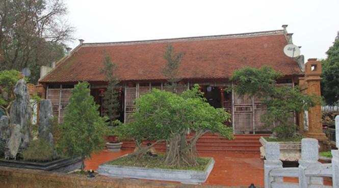Những ngôi nhà gỗ mít 'khủng' nhất Việt Nam - ảnh 5