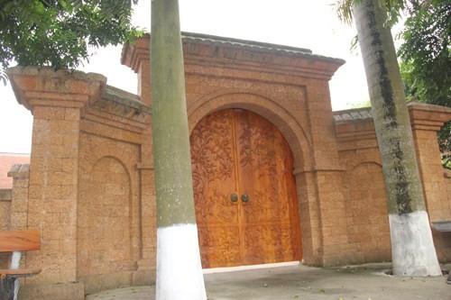 Những ngôi nhà gỗ mít 'khủng' nhất Việt Nam - ảnh 6