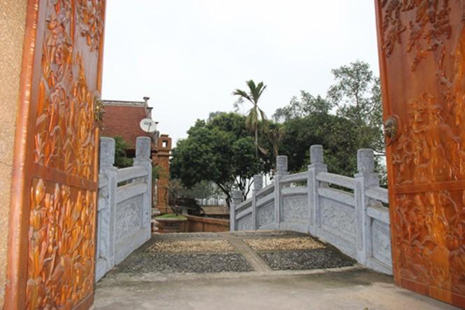 Những ngôi nhà gỗ mít 'khủng' nhất Việt Nam - ảnh 7