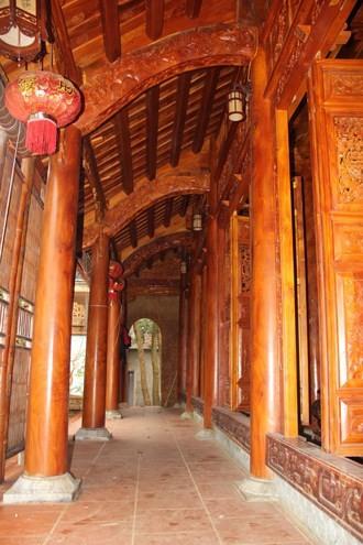 Những ngôi nhà gỗ mít 'khủng' nhất Việt Nam - ảnh 9