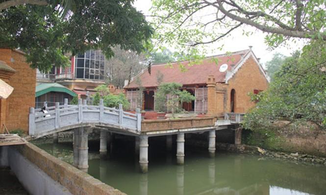 Những ngôi nhà gỗ mít 'khủng' nhất Việt Nam - ảnh 10