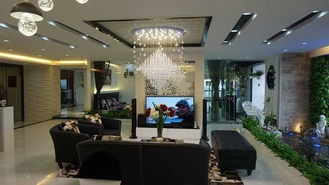 Căn hộ '3 trong 1' của đại gia Hà Nội giá 12 tỷ đồng gây xôn xao - ảnh 1