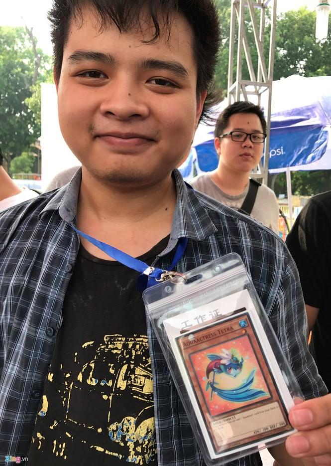 Giới trẻ Hà Nội chi tiền triệu mua bài magic - ảnh 11