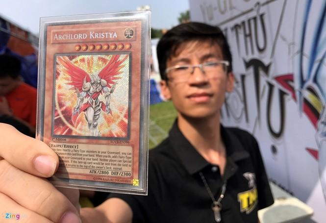 Giới trẻ Hà Nội chi tiền triệu mua bài magic - ảnh 12