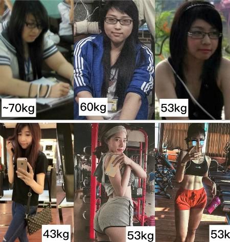 Cô gái béo Hà Nội 2 năm rèn luyện để sở hữu vóc dáng đồng hồ cát - ảnh 1