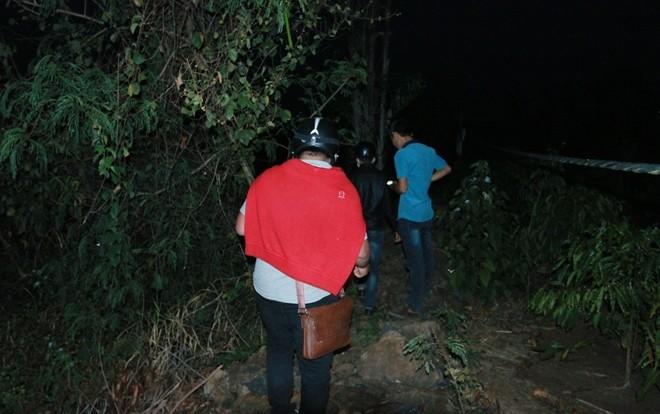 Phát hiện bông tai nạn nhân bị chặt xác tại nhà nghi can - ảnh 4
