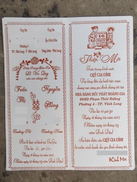 Vợ và con trai cải trang xông vào đám cưới đòi chồng - ảnh 1