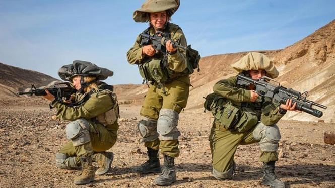 Nữ binh sĩ Israel và vẻ đẹp của bóng hồng trong lửa đạn - ảnh 8