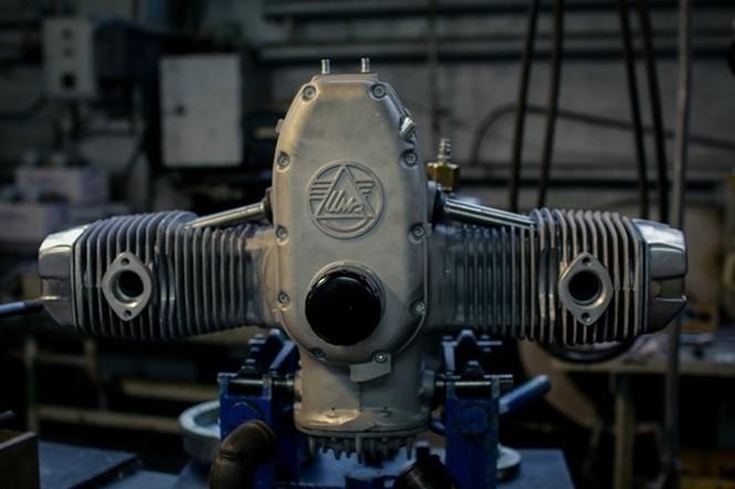 Thăm thú nhà máy lắp ráp side-car huyền thoại Nga - ảnh 12
