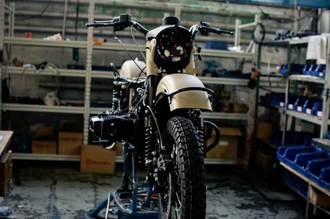 Thăm thú nhà máy lắp ráp side-car huyền thoại Nga - ảnh 14