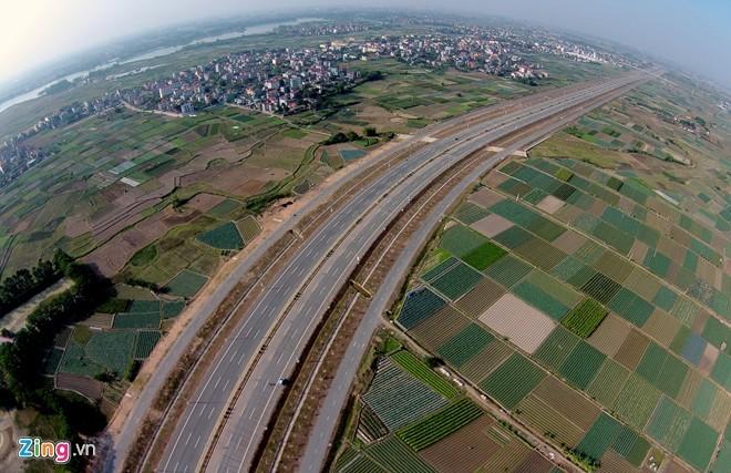 [ẢNH] Cầu Nhật Tân, đường Võ Nguyên Giáp trước ngày thông xe - ảnh 16