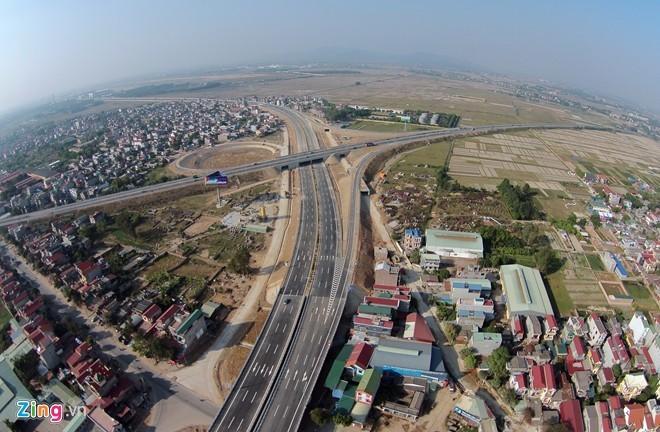 [ẢNH] Cầu Nhật Tân, đường Võ Nguyên Giáp trước ngày thông xe - ảnh 17